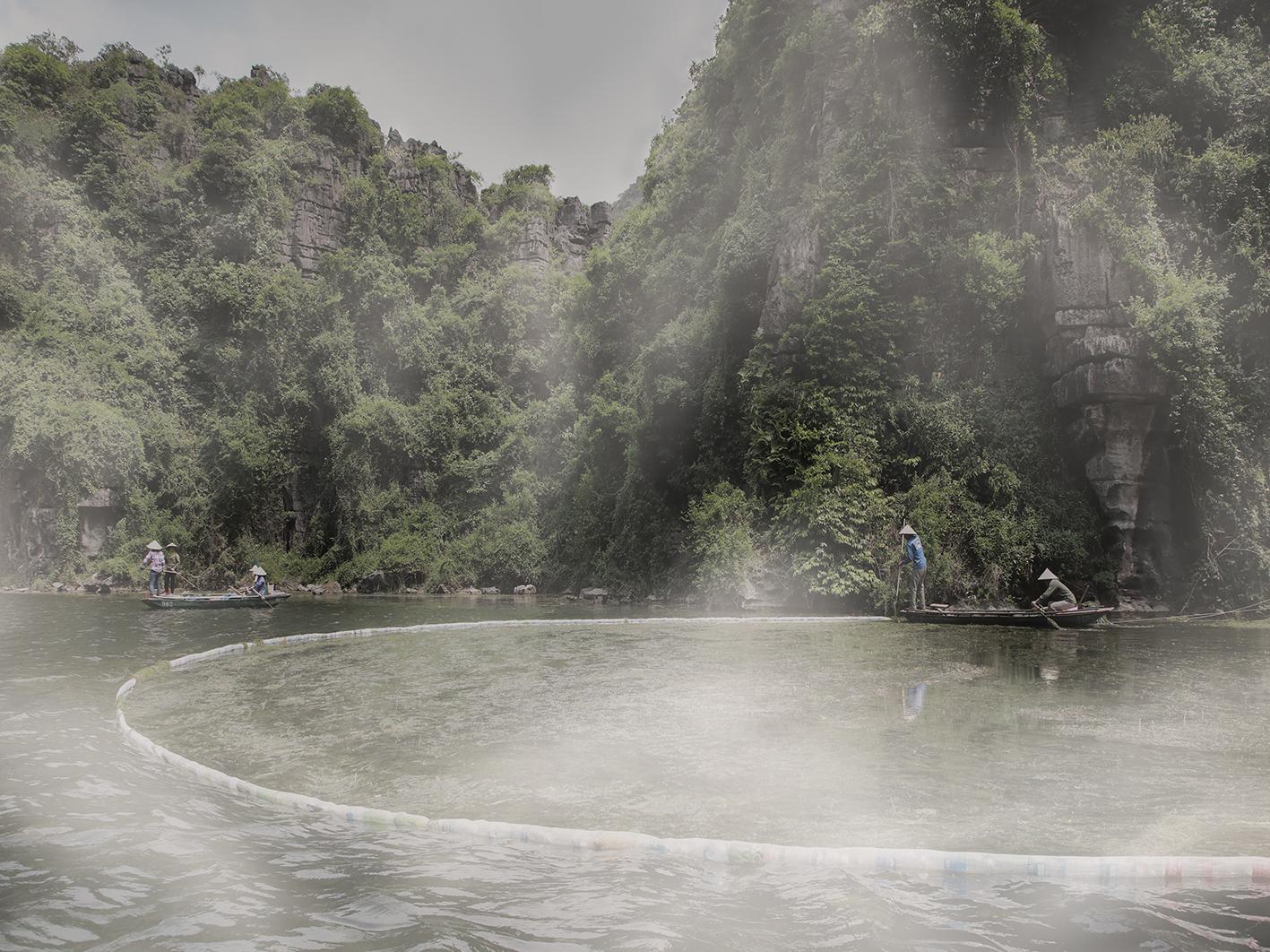 [朵拉放瘋去]越南-下龍灣的美麗風景遊記