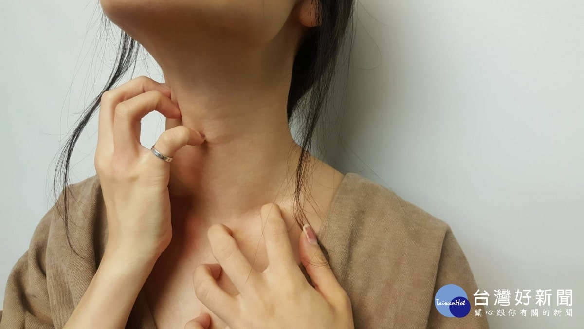 氣溫逐漸回升皮膚愈來愈癢 竟是異位性皮膚炎作怪惹禍